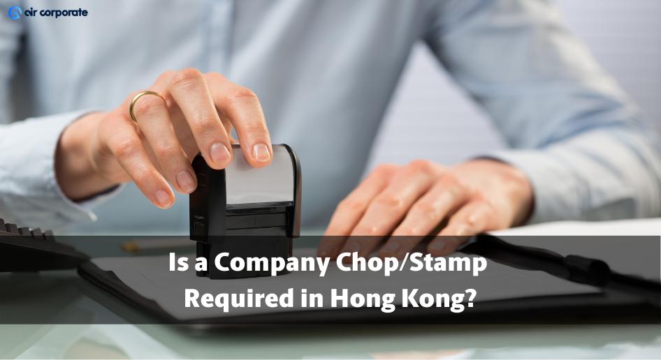 hong kong company chop