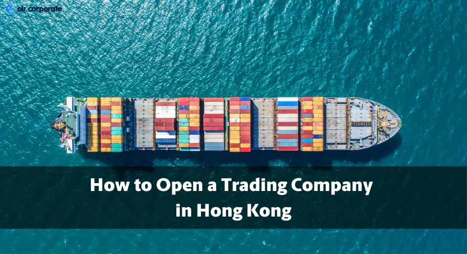 trading company in hong kong