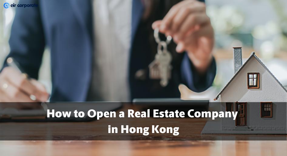 real estate company in hong kong