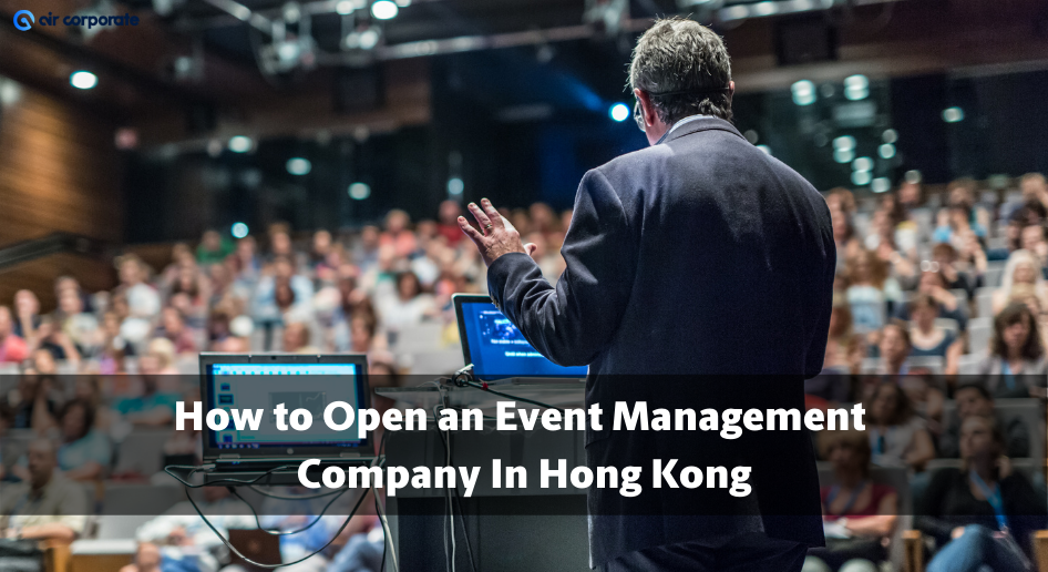 open event management company in Hong Kong