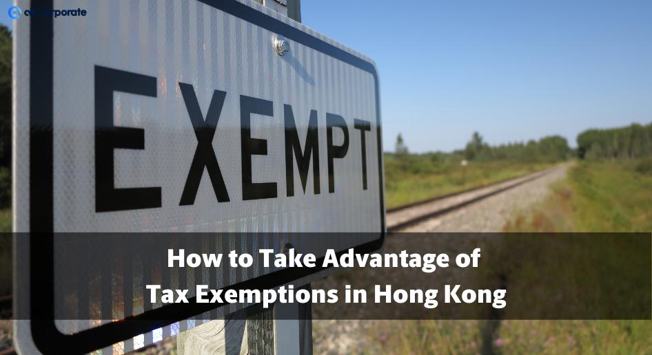 hong kong tax exemptions