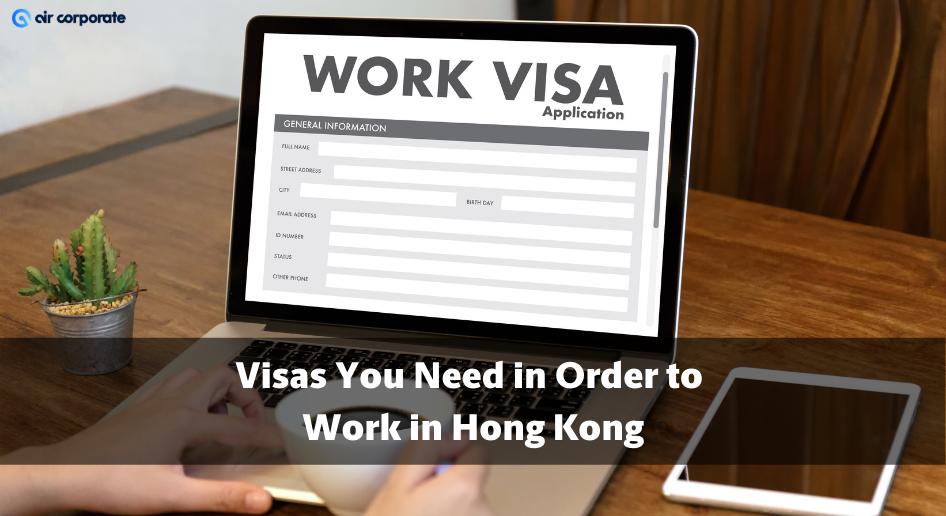 hong kong work visa