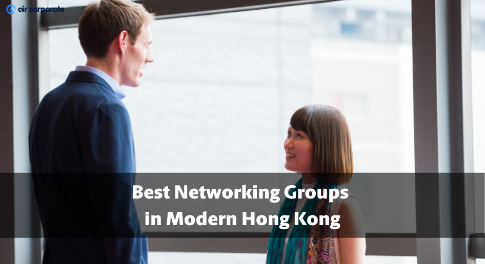 Best networking groups in Hong Kong