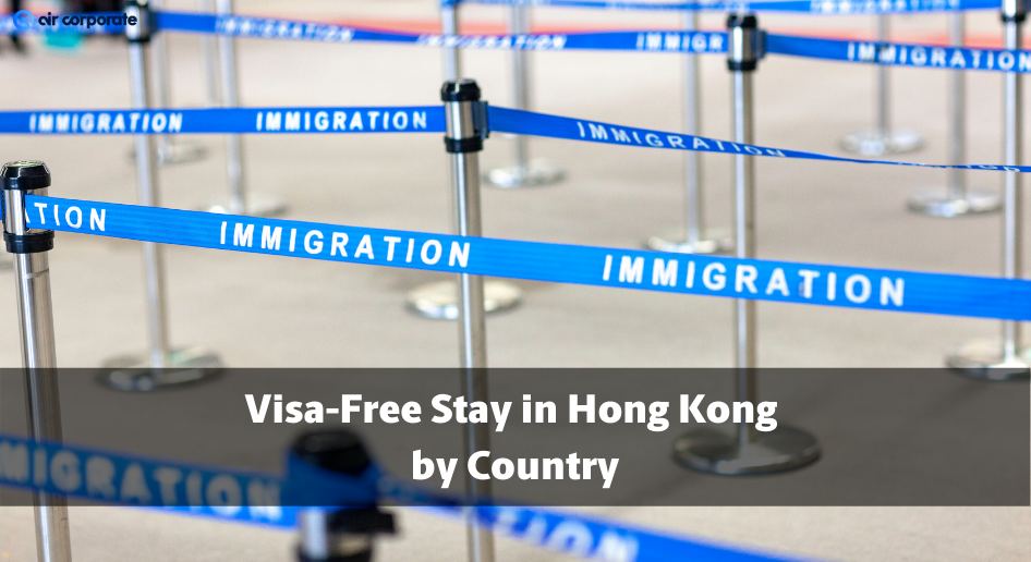 visa free stay in hong kong