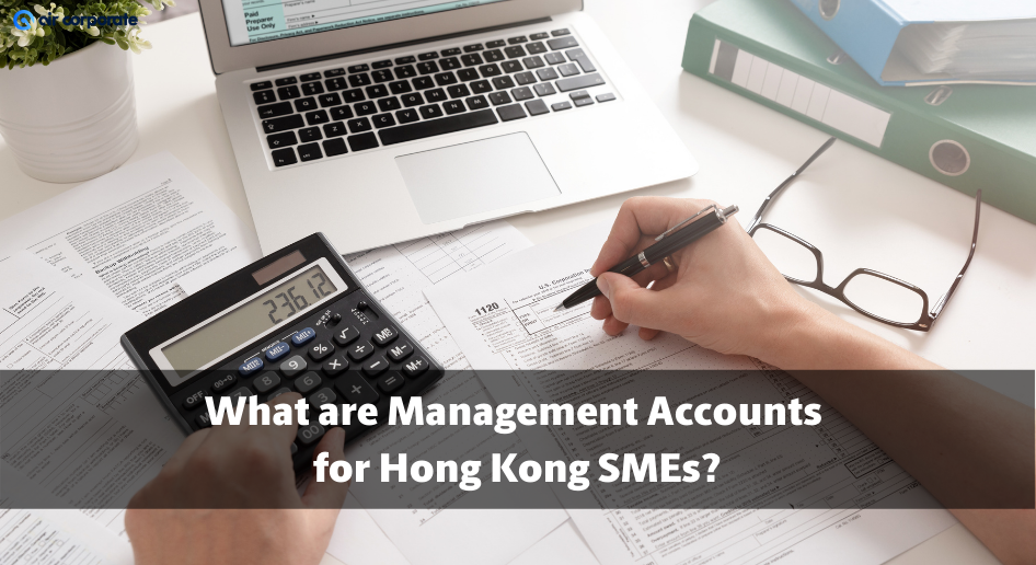management accounts for Hong Kong companies